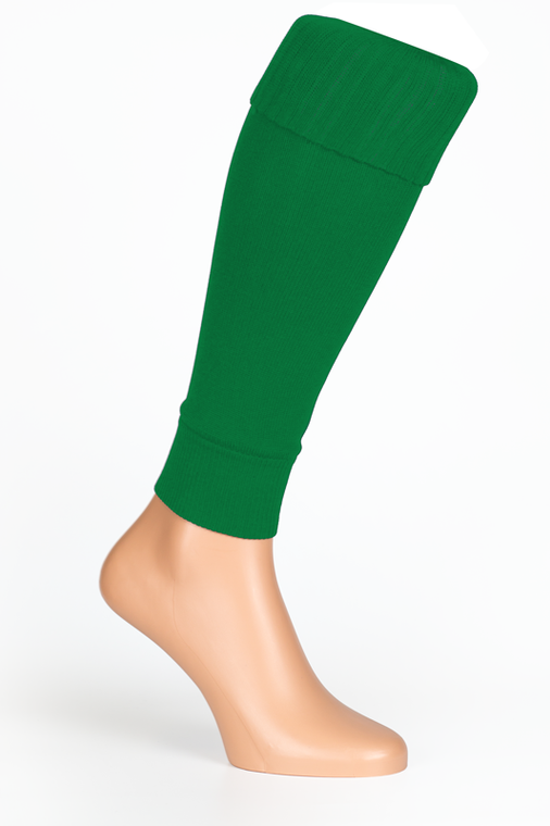 Green Socks Leg