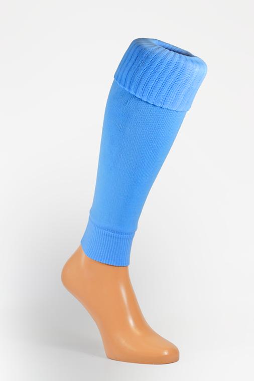 Sky Blue Socks Leg