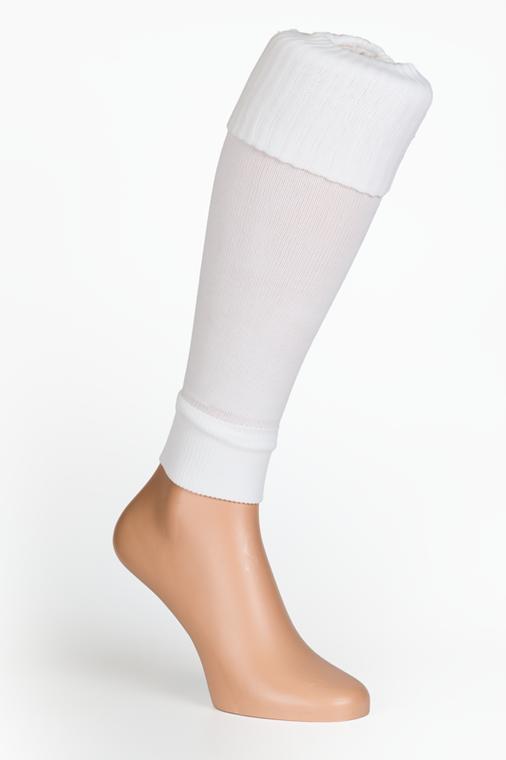 White Socks Leg