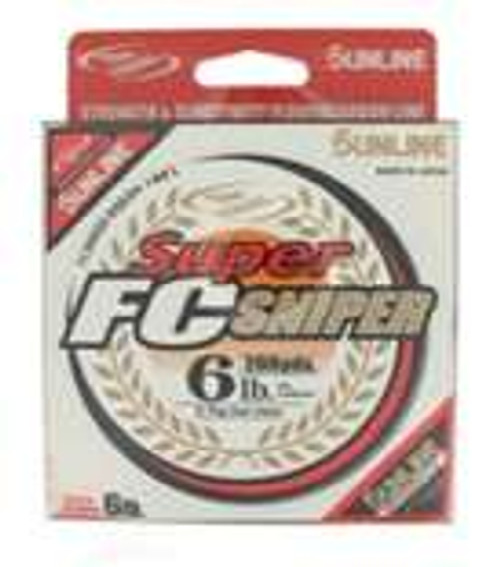 Sunline FC Sniper Fluorocarbon 200m