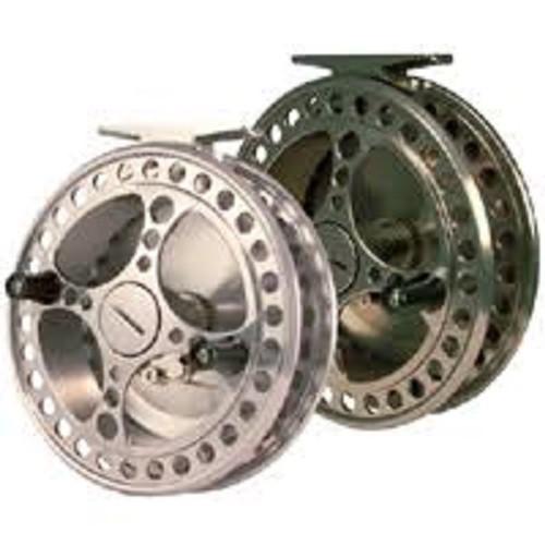 "Raven Matrix XL Sp Edition Centerpin/Float Reel 51/8"" Bronze"