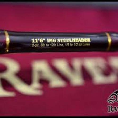 """Raven IM6 11'6"""" Float Rod Sliding Ring"""