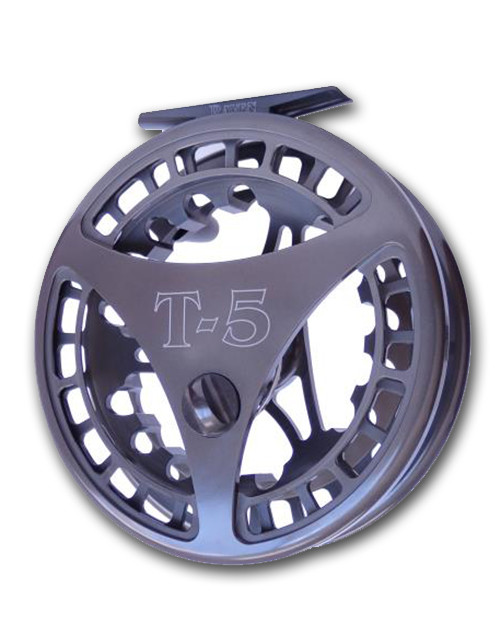 "Raven T-5 4 3/4"" Centerpin Float Reel"