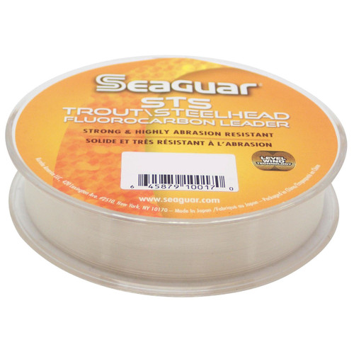 Seaguar STS Fluorocarbon Leader Line/ Tippet 100 yard