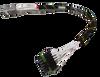 Harness - Adapter Pacar STT Light Bar, Metropack to Deutsch