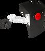 BK fender assembly, RH with AMP connector lights (STT & Si Mrkr)