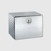 "Tool Box, Diamond Plated, 18"" x 20"" x 24"""