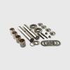 Axle King Pin Kit, Screw On Cap
