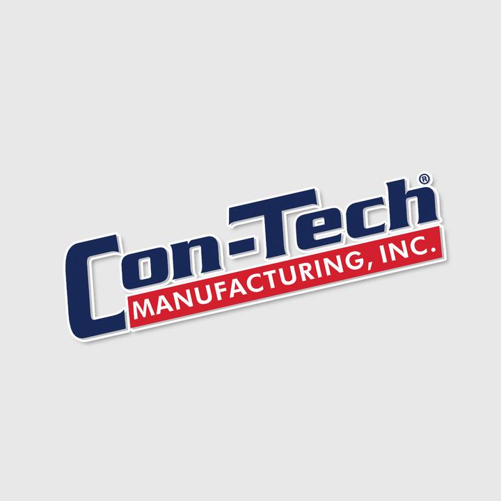 Con-Tech Fender Decal