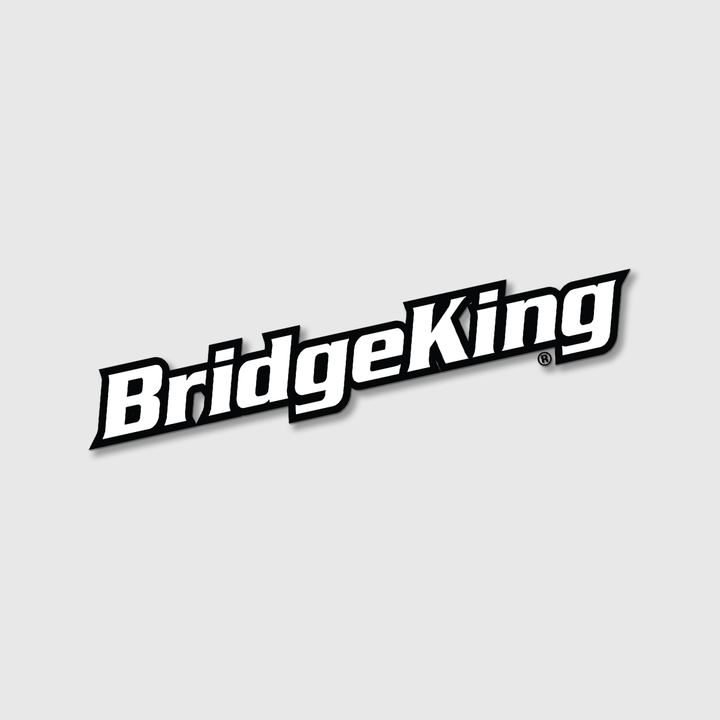 "BridgeKingŒ¬ Arm 3"" x 36"" Vinyl Cut Decal"