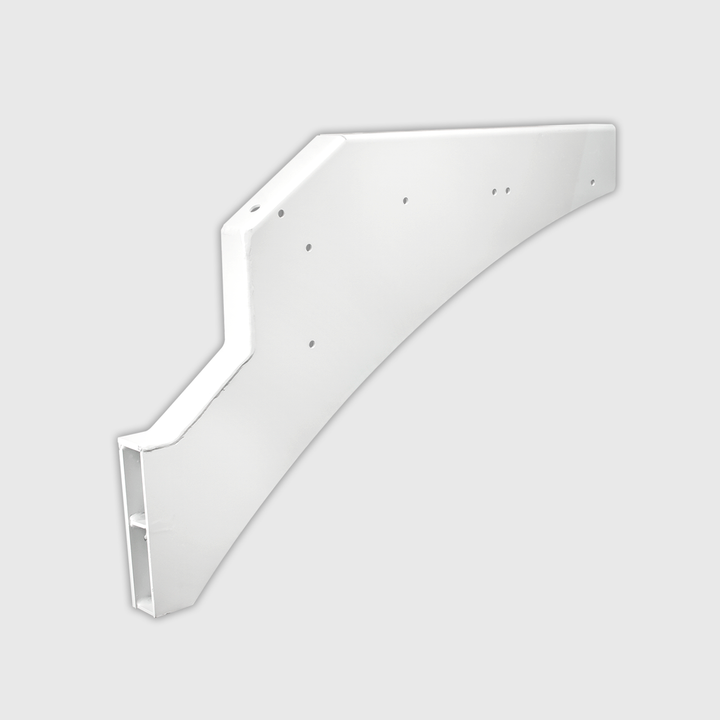 Front Steel Fender Support Driver Side
