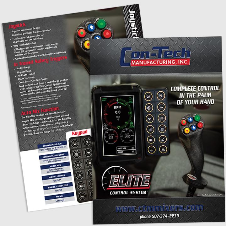 Elite Control Brochure