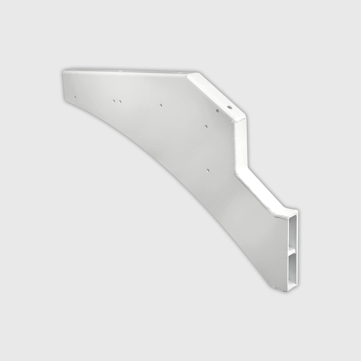 Front Aluminum Fender Support Passenger Side