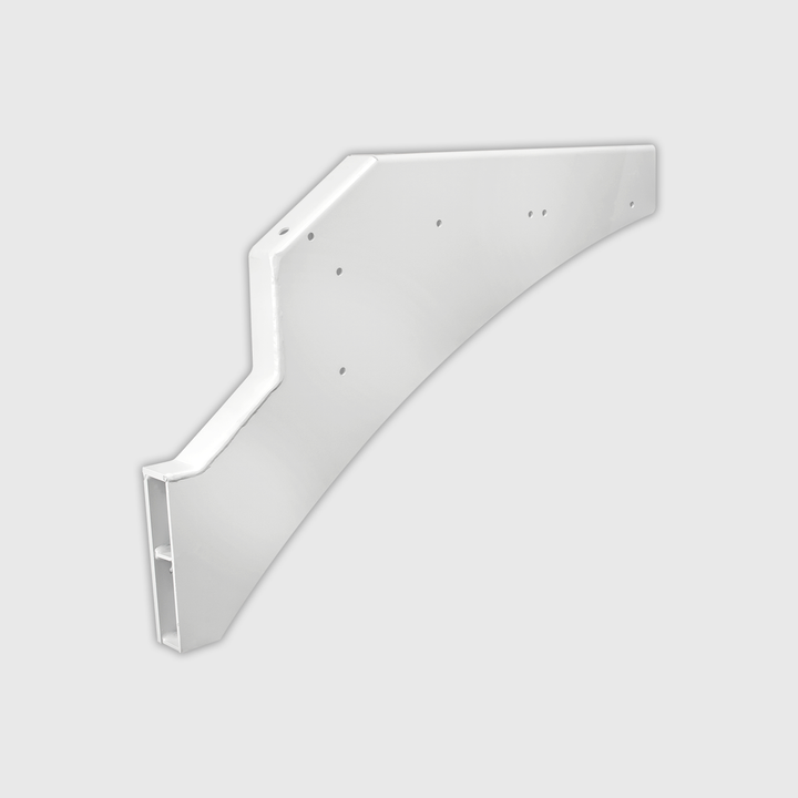 Front Aluminum Fender Support Driver Side