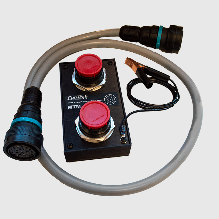 Chassis Tester with cable.