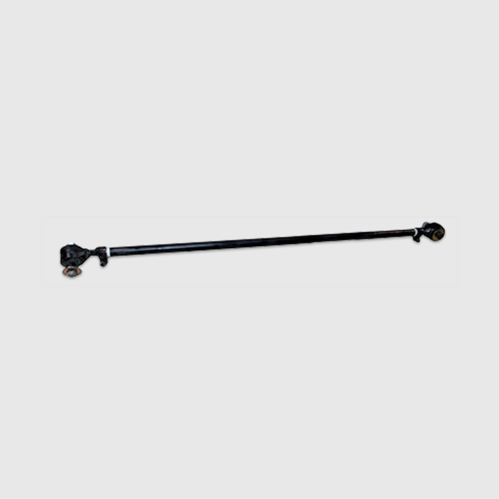 Tie Rod Assembly, Round Tube, Hendrickson Pusher (replaces flat strap)