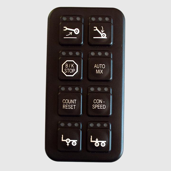 Elite Smart Display Top Can Keypad