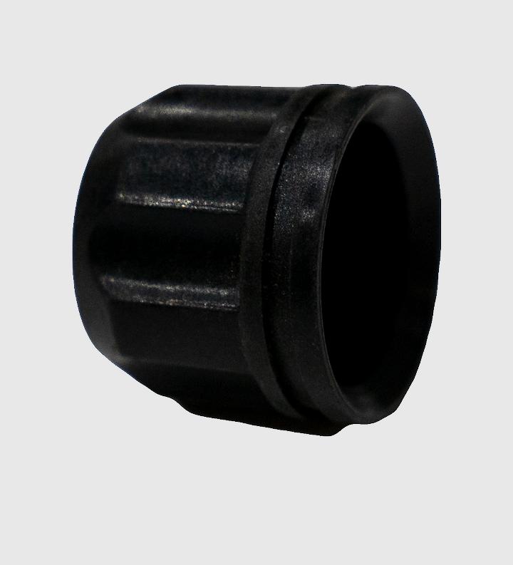 Parker valve, coil retainer nut.