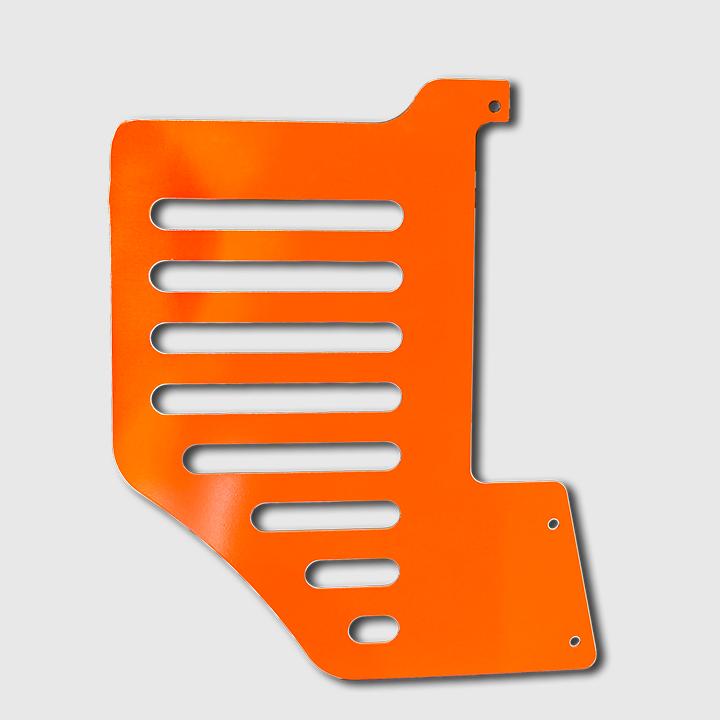 Roller Guard, Quarter Rear, LH/RH (eff. 3-2016)