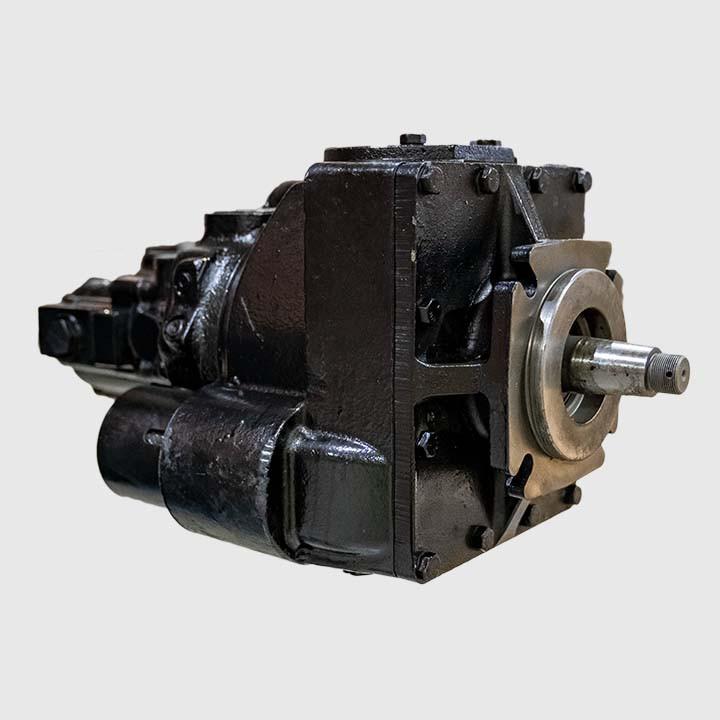 Eaton Pump Rebuilt, RH A-Pad, w/o control valves