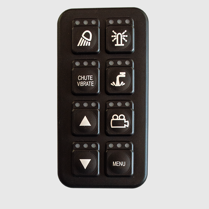 Smart Display Elite Lower Keypad