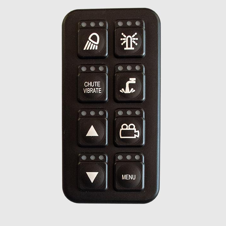 Smart Display Elite Lower Keypad