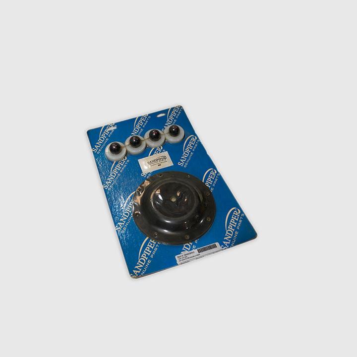 Sandpiper Pump - Wet End Diaphragm Kit