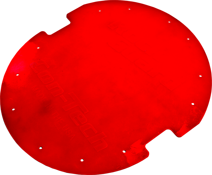Rock Guard Poly Flap - Red - Close Out!! (730069)
