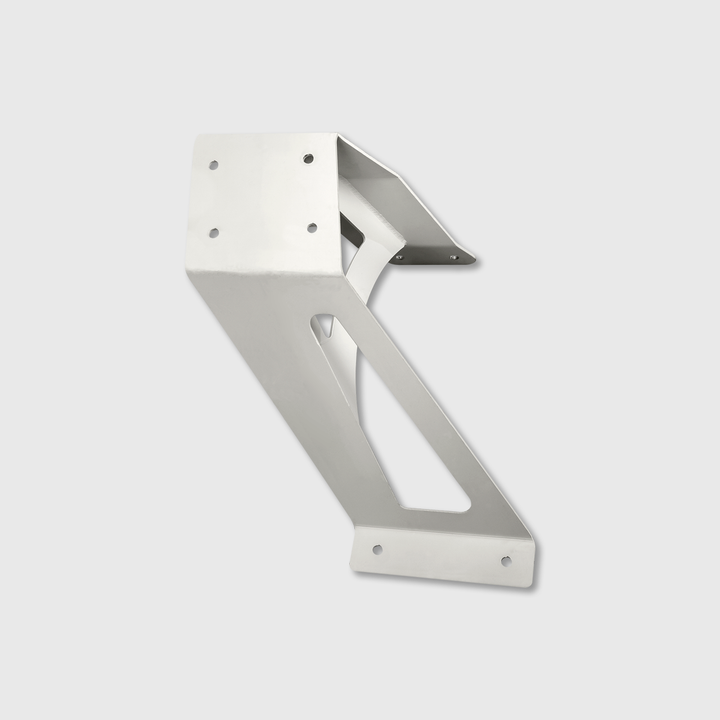 Front Chute Rack Mount Offset, Driver Side