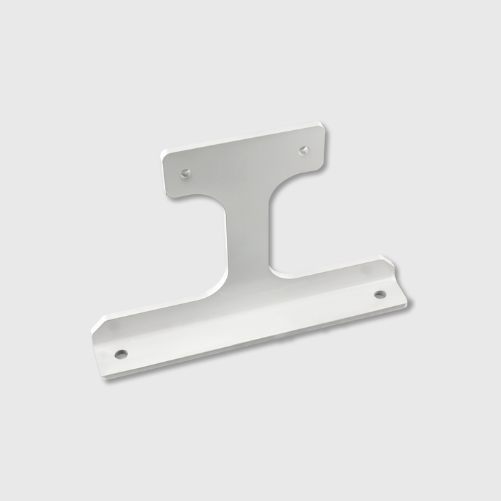 "Slump Gauge Fender ""T"" Mount"