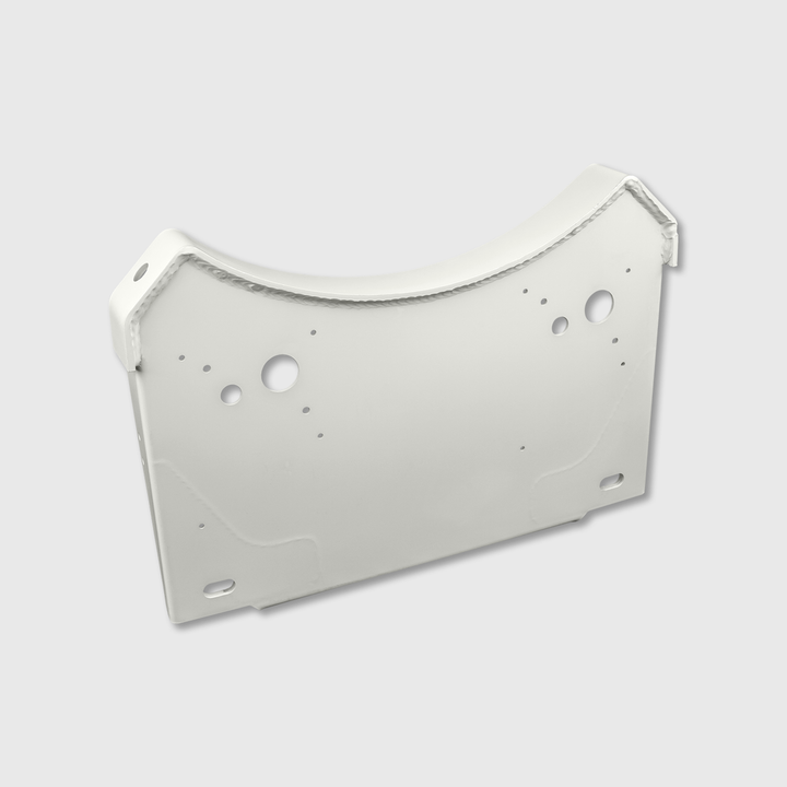 "Cross mount water tank bracket 30"" head."