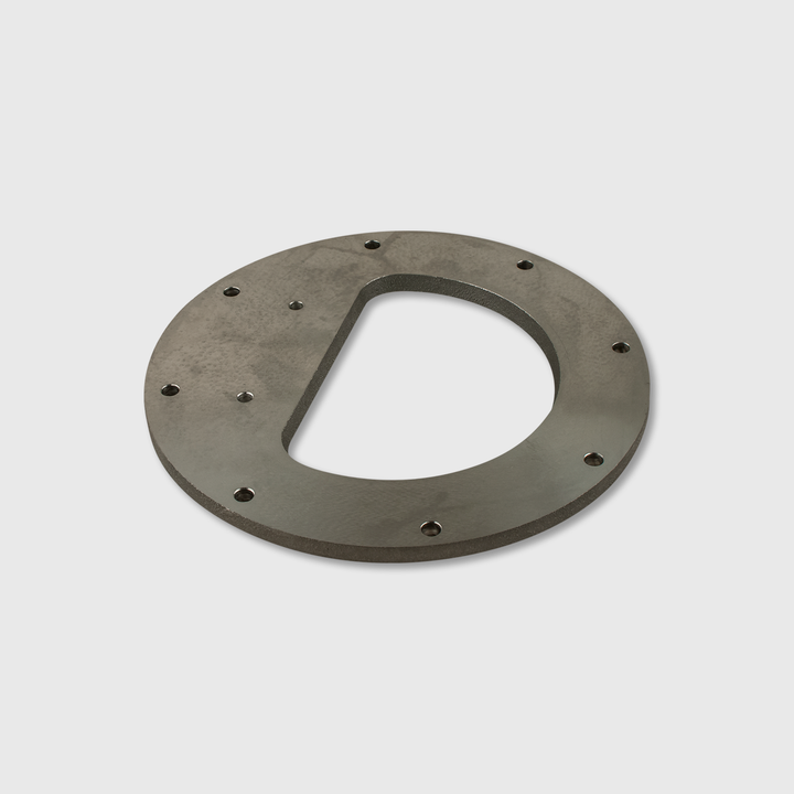 Long Neck Flopper Plate