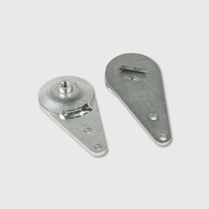 Plate - Rear Throttle Control Lever