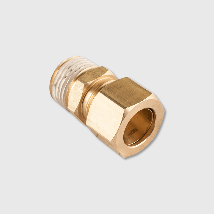 Adapter-NPT to Tube