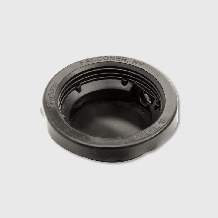 "2.5"" Light Grommet Closed Back"