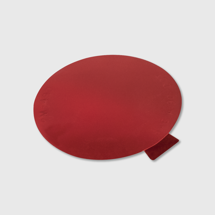 Red Reflector Decal
