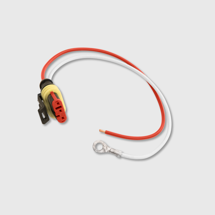 Strobe Connector with Pigtail.