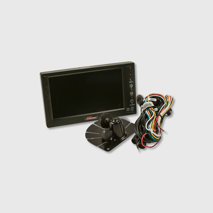 "Safety Vision 7"" Color LCD Camera Kit"