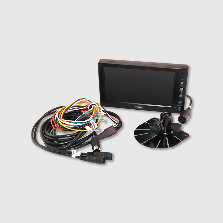 "Safety Vision 7"" Color LCD Monitor"
