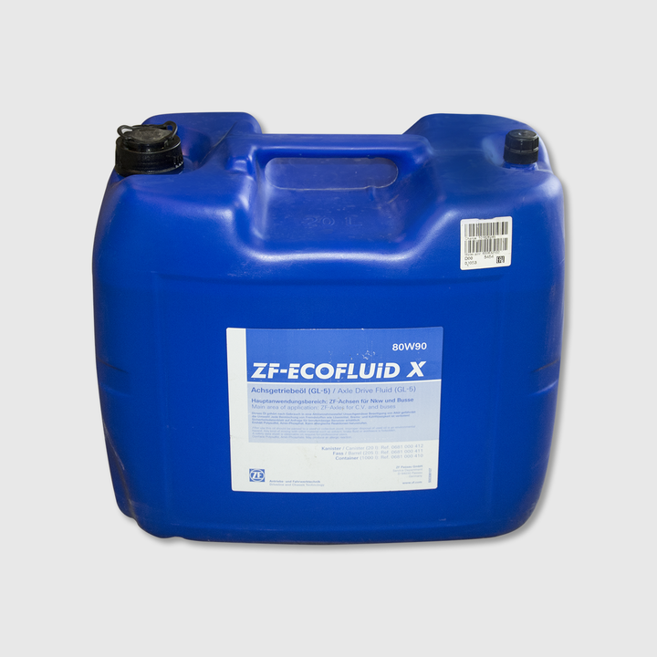 ZF CML Ecomix Gearlube