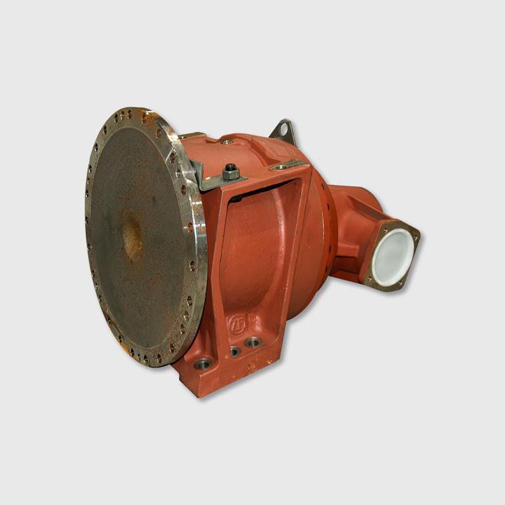 ZF PK7500 Gearbox, Remanufactured