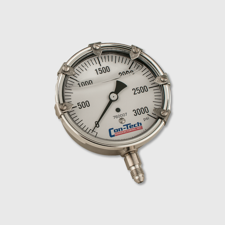 Con-Tech Gauge, Slump Meter 0-3000