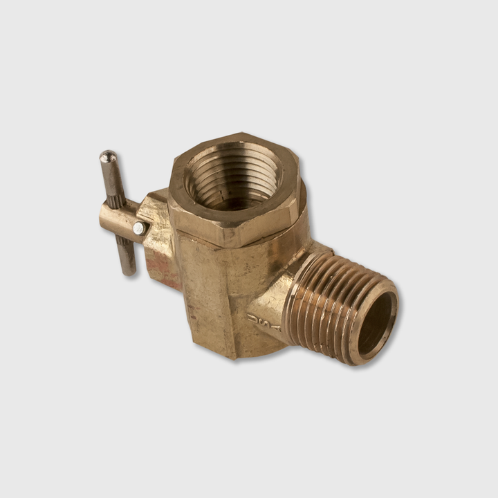 "1/2"" Ball Valve, 90 degree"