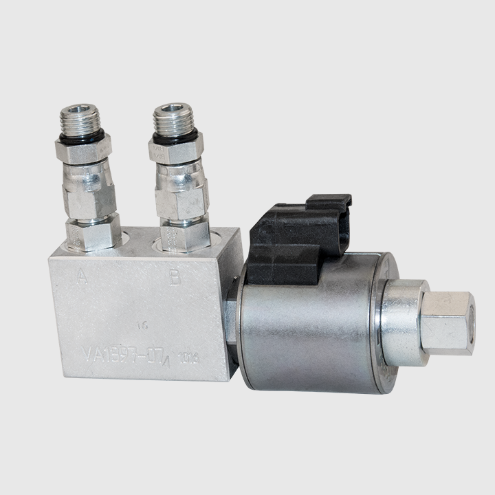 Constant Speed Control Manifold