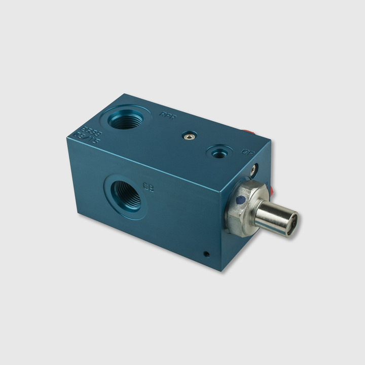 Cylinder Control Block, Front High Flow