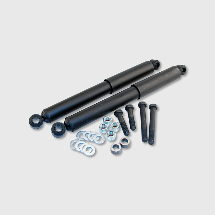 Hendrickson Pusher Stabilizer Kit, Flat Tie Rod