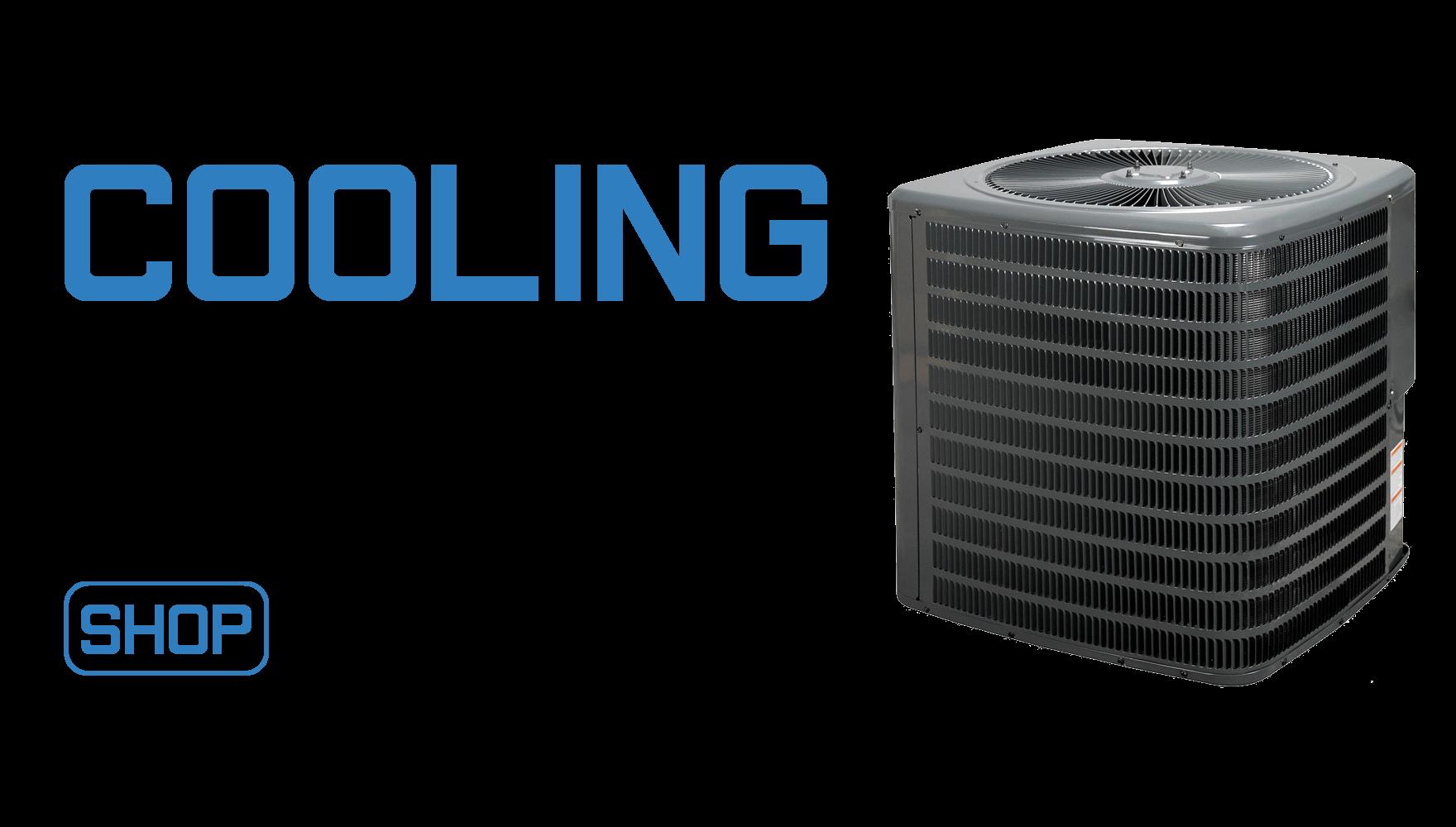 Shop cooling parts