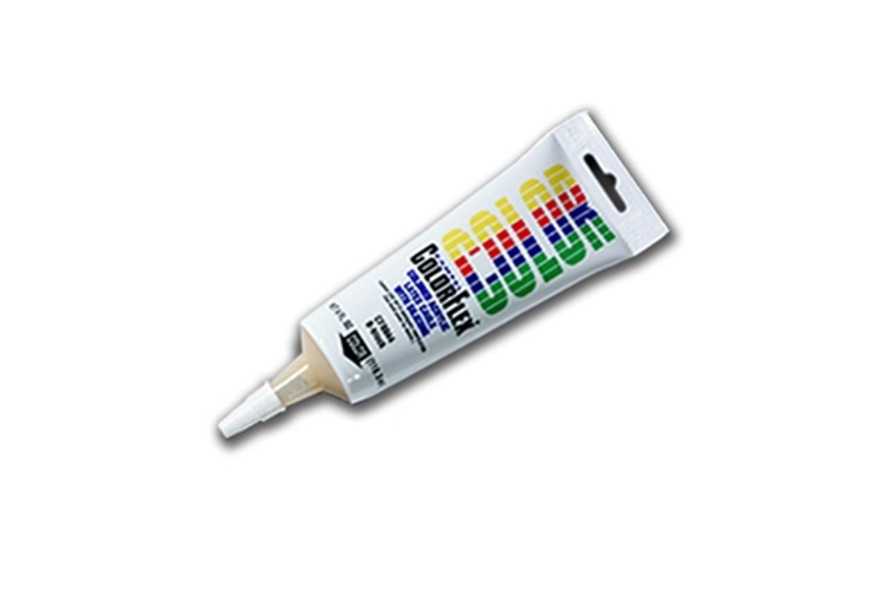 Color Burgundy with silicone Acrylic Latex Caulk ColorFlex