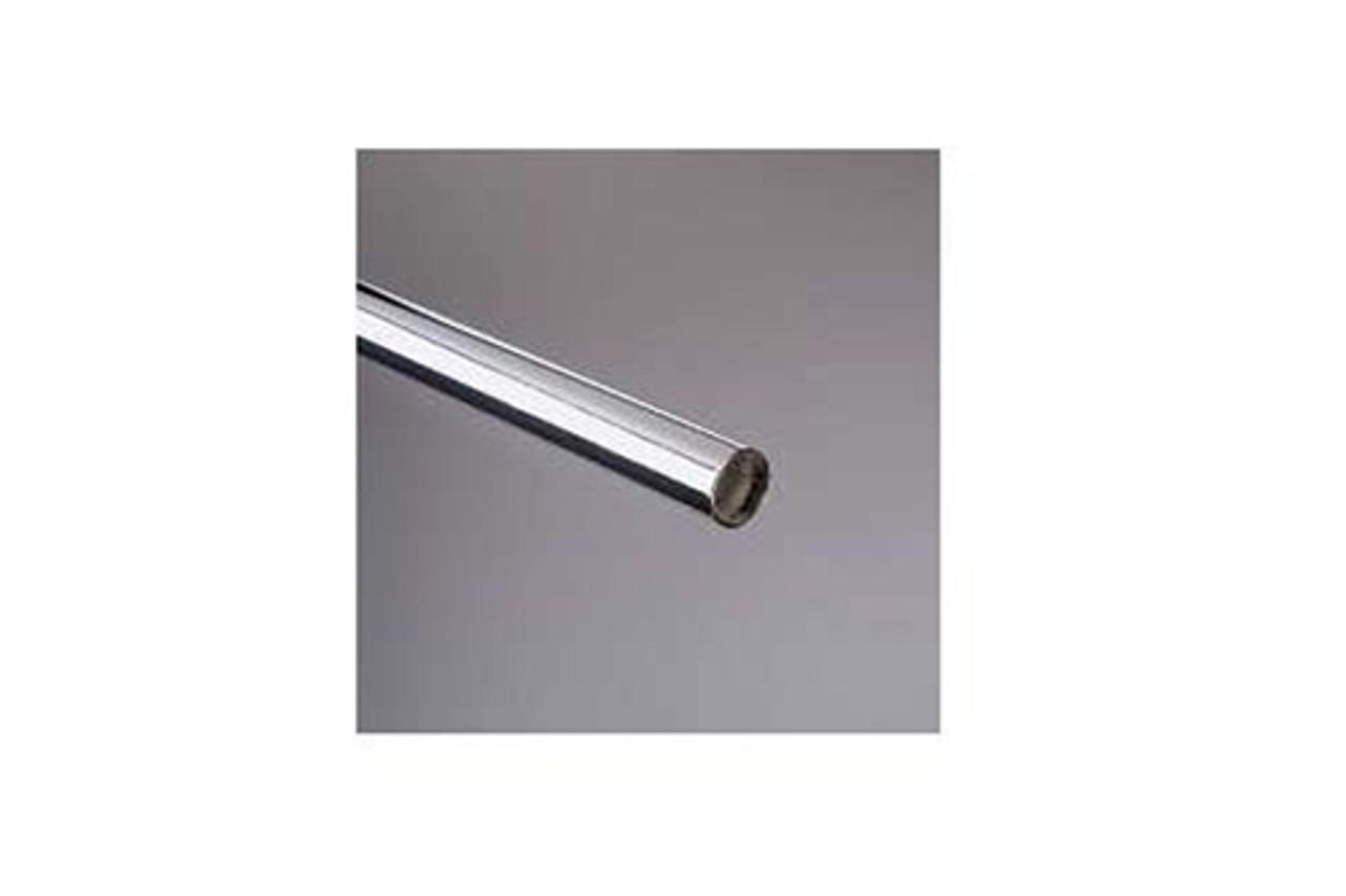 "KV Tubing Rod 1-1//16/"" Chrome"