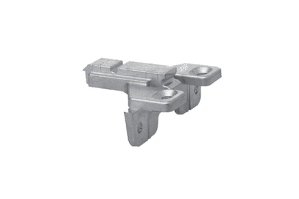 Blum Face Frame Adapter Plate with Flange